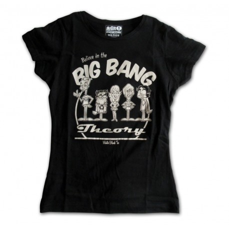 'Big Bang' woman Tee