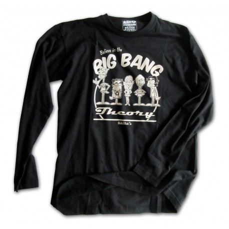'Big Bang' unisex Long sleeves Tee