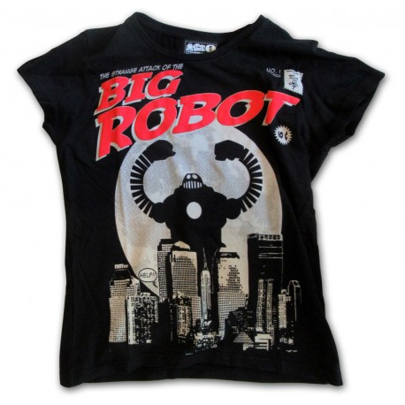 'Big Robot' woman Tee