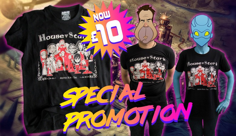 Special promotion Stark T-shirt