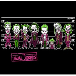 Jokers 2 - Camiseta unisex
