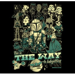 The Way - Tshirt unisex