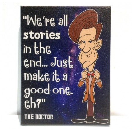 10th Doctor quote