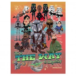 The Way - Canvas