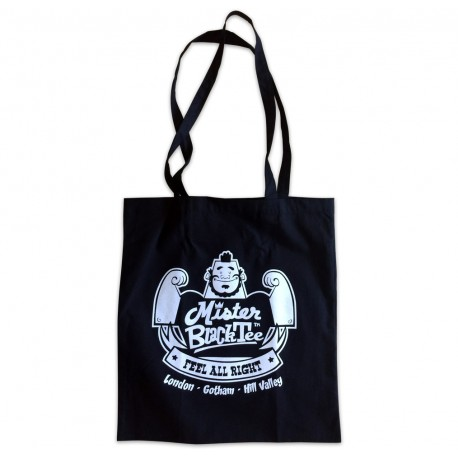 'Feel All Right' Tote Bag