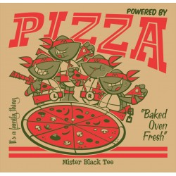 Pizza - Camiseta unisex