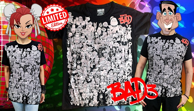 Tshirt BAD 3